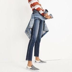 Madewell Slim Straight Jeans Hammond B339
